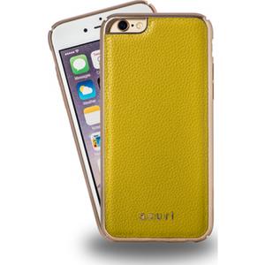 Azuri Elegante backcover - absolute - geel - voor Apple iPhone 6/6S