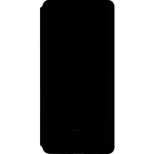 Huawei voor Huawei P30 Pro -flip cover - zwart