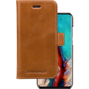 voor Huawei P30 Pro-magnetic wallet case Lynge - bruin
