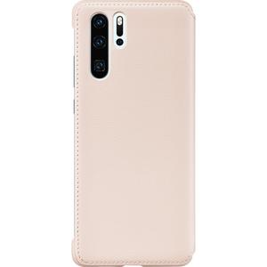 Huawei flip cover - Roze - voor Huawei P30 Pro