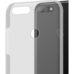 hard cover - transparent - voor Huawei Y7 (2018)