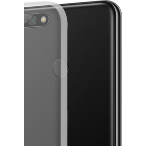 Azuri hard cover - transparent - voor Huawei Y7 (2018)