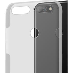 case TPU - transparent - voor Huawei Y7 (2018)