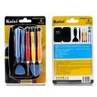 Kaisi 10 in 1 Schroevendraaier Set Opening Tool Kit voor iPhone 5