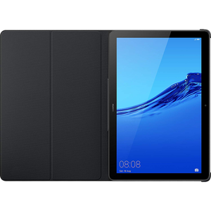 Huawei voor  MediaPad T5 10 Huawei book cover - zwart
