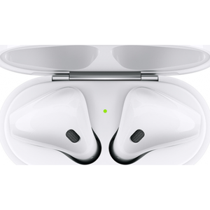 A-pple AirPods 2 (2019) + charging case - wit
