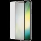 Azuri voor iPhone Xr - 2x Curved Tempered Glass RINOX ARMOR - zwart