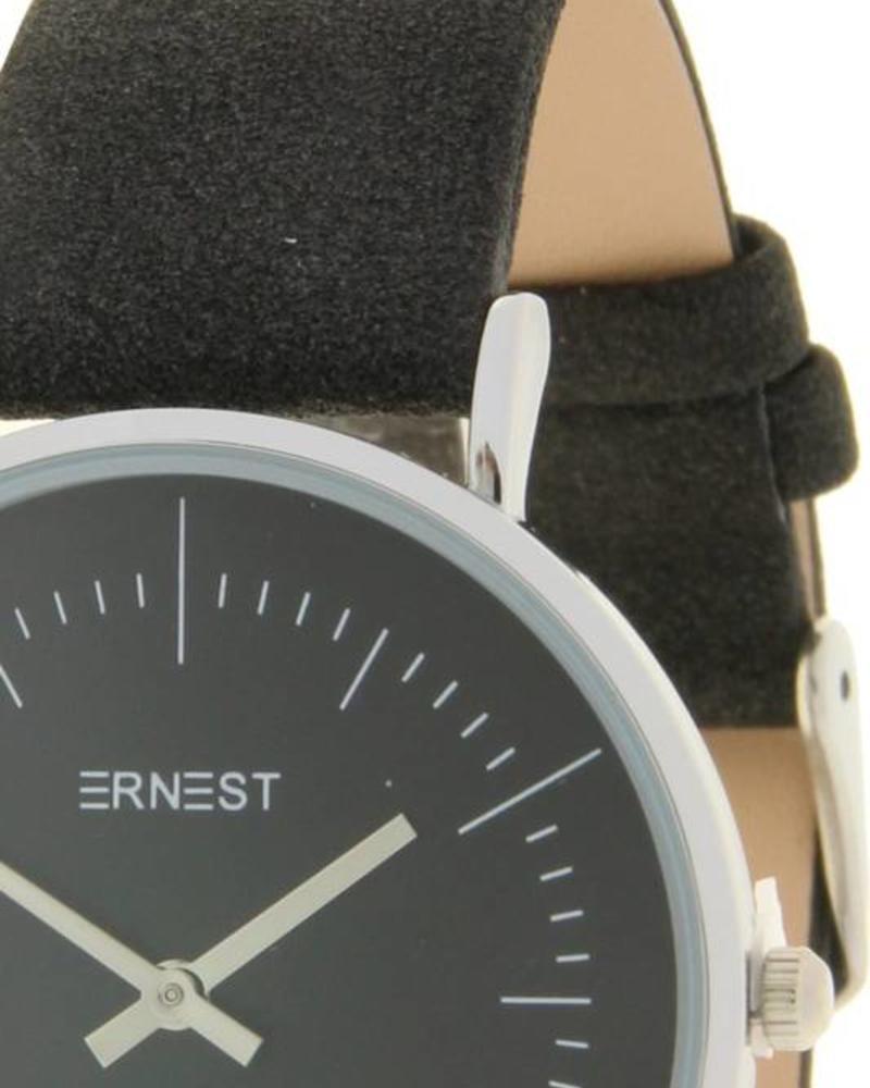 Ernest Ernest Horloge Basic Black