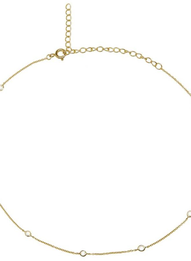 P D Paola  Ketting Violet