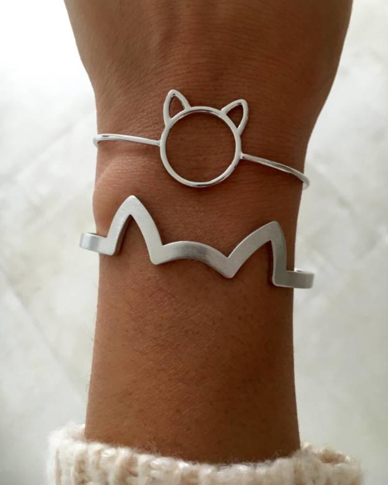 Fashion-Click Armband Just Some Ears
