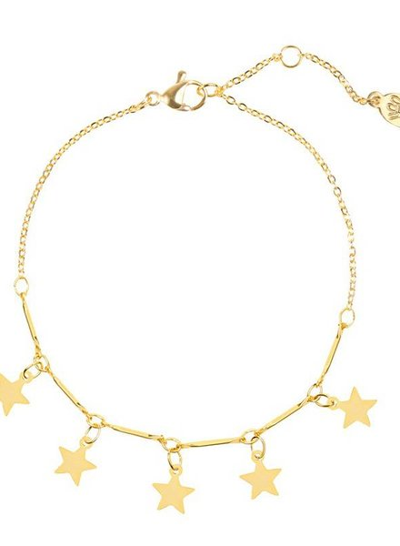 Fashion-Click Armband  All Little Stars