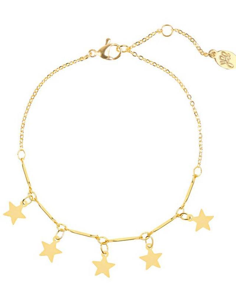 Fashion-Click Armband  All Little Stars