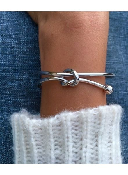 Fashion-Click Armband Tie The Knot