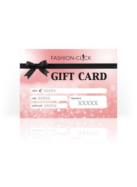 Fashion-Click Fashion-Click gift card €50,-