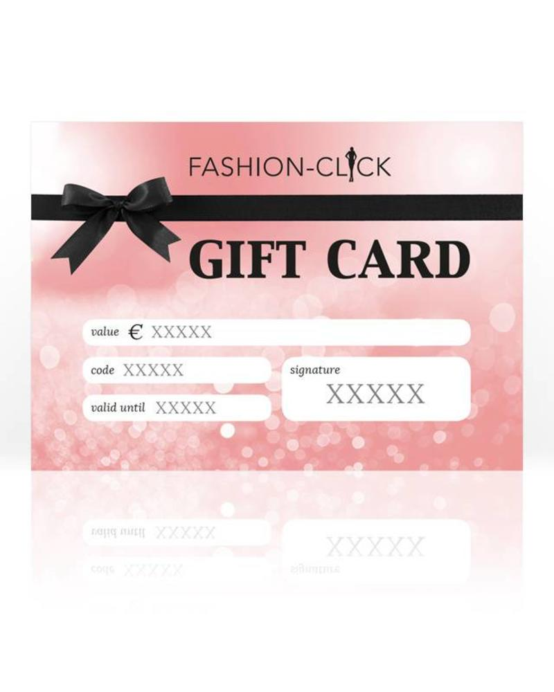 Fashion-Click Fashion-Click gift card €50,-