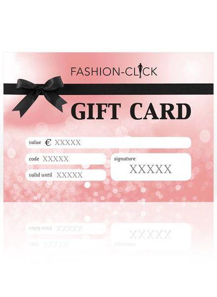 Fashion-Click Fashion-Click gift card €100,-