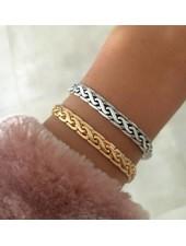 Fashion-Click Armband Fancy Girl
