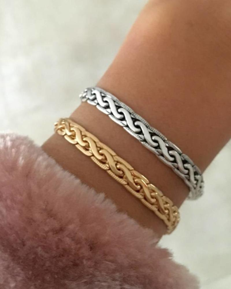 Fashion-Click Armband Fancy Girl