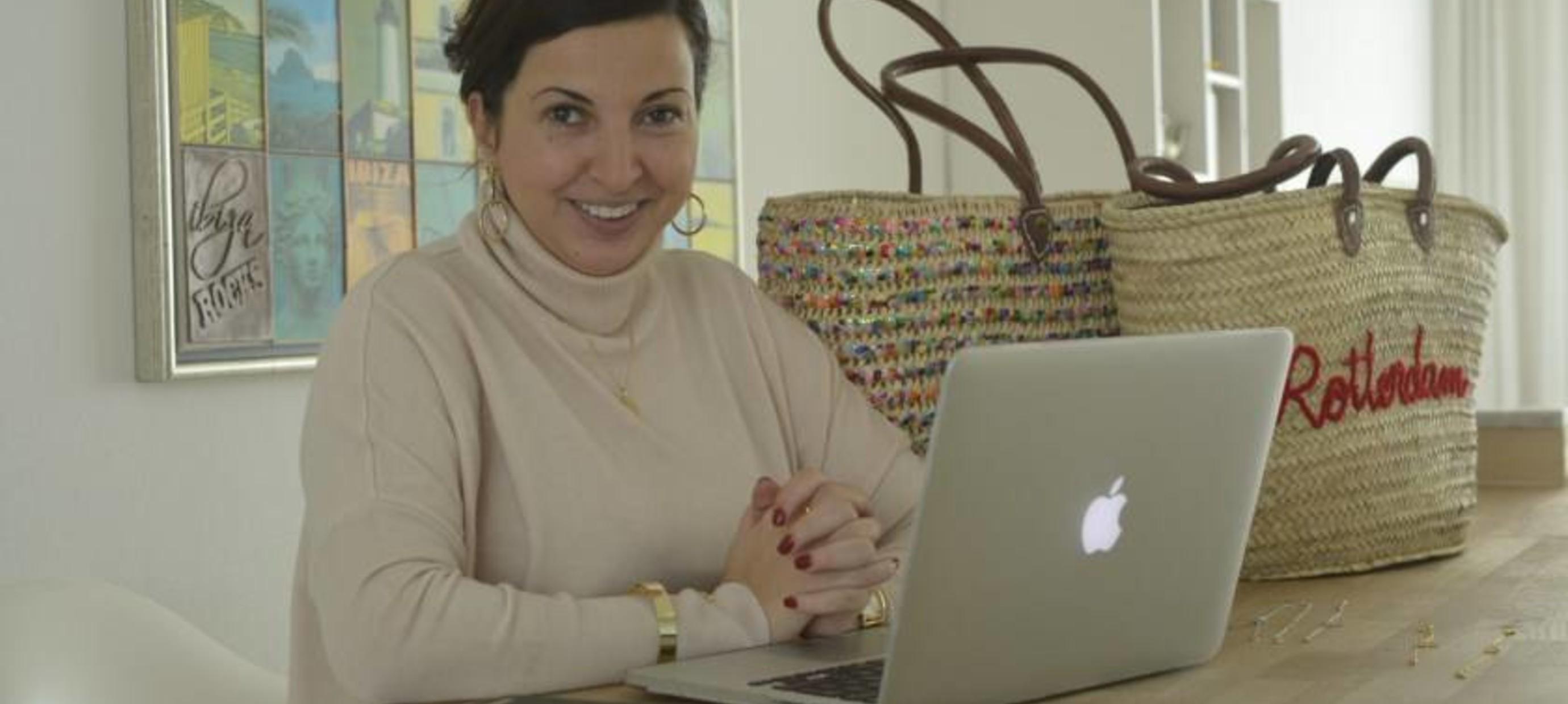 Interview met eigenaresse Ilhem: Groot denken en keihard werken