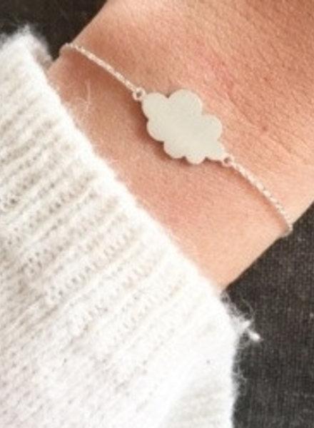 Fashion-Click Armband Wolkje