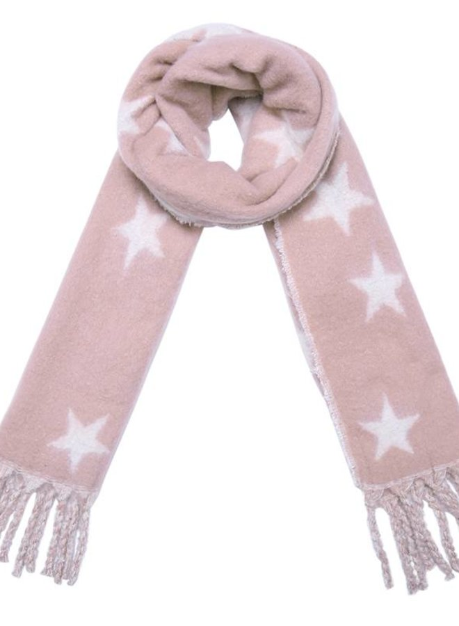 Sjaal Starly Pink