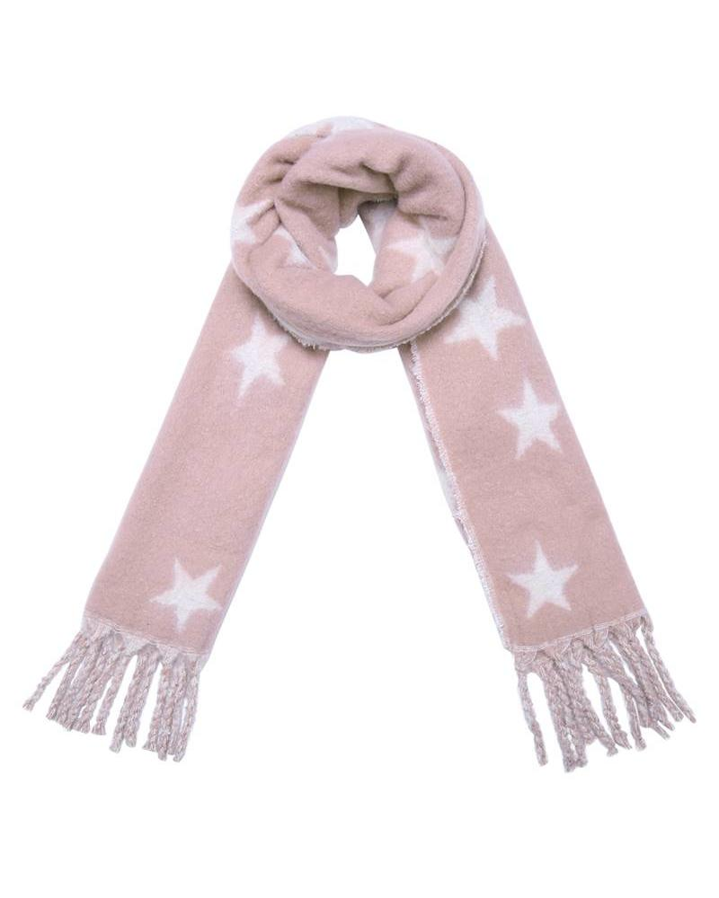 Fashion-Click Sjaal Starly Pink