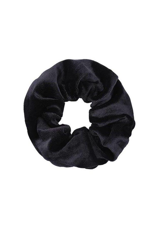 Scrunchie Black Velvet