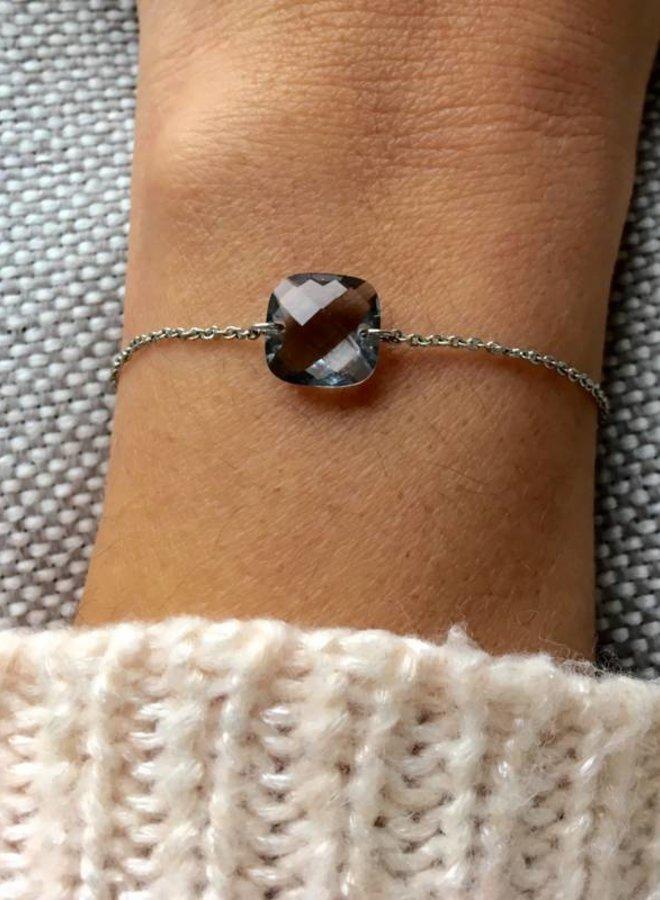 Armband Grey Stone