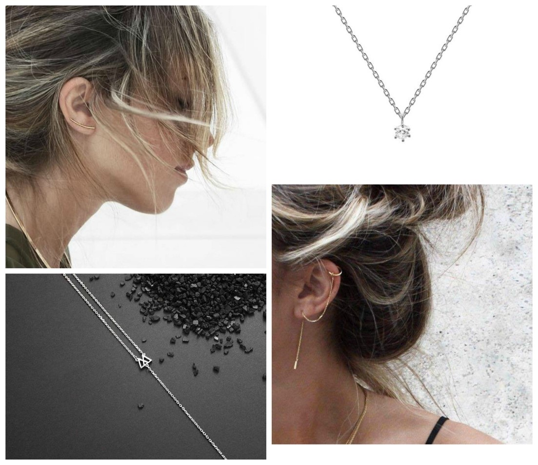 pd paola stoere minimalistische sieraden zilver en goud