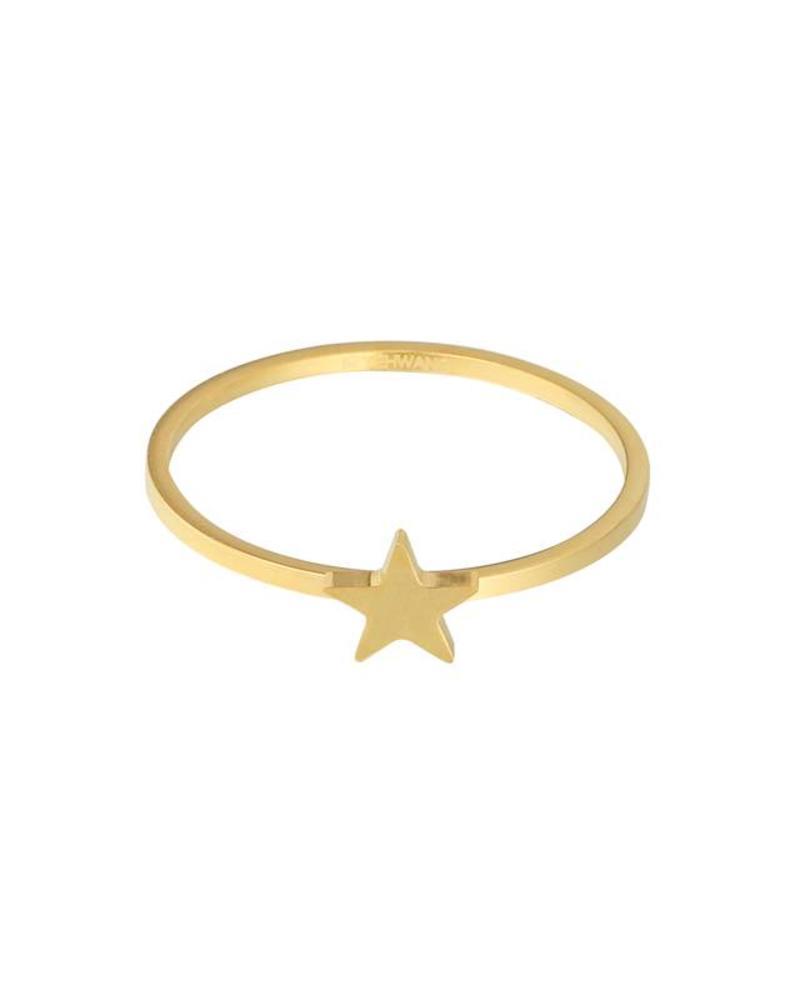 Fashion-Click Ring Star
