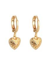 Fashion-Click Oorbellen Love Rings