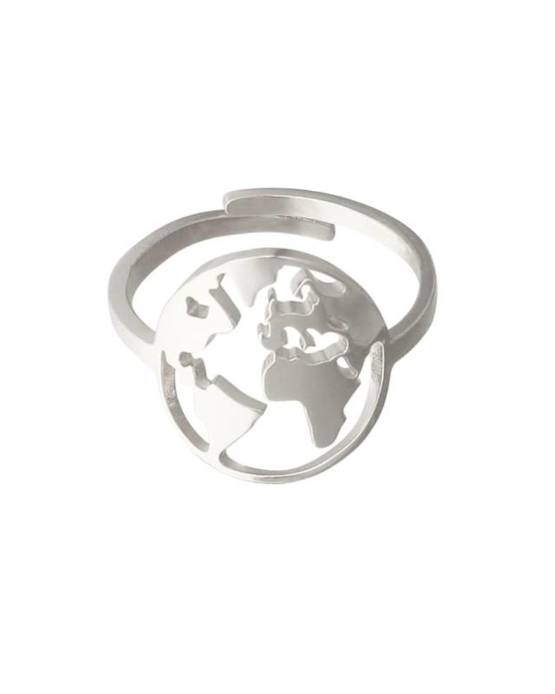 Fashion-Click Ring The World