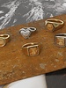Fashion-Click Signet Ring Heart Be Kind Always