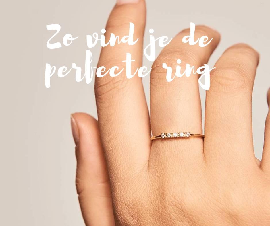 Ringmaat opmeten: zo vind je de perfecte ring!
