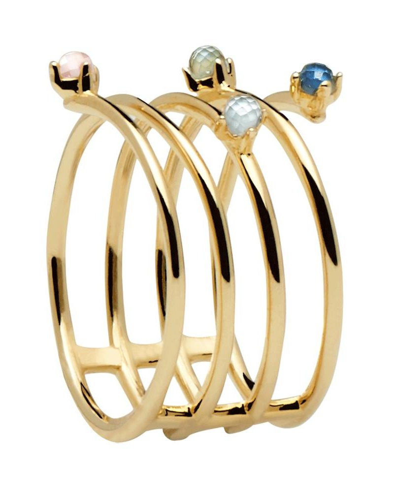 P D Paola P D Paola Ring Ultramarine