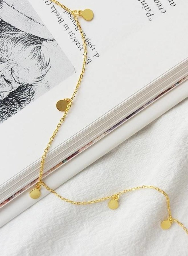 Ketting 5 Little Coins
