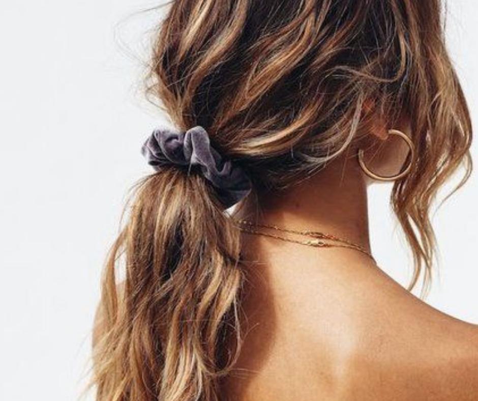 scrunchie velvet trends 2019