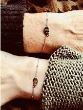 Fashion-Click Armbandjes Mom My Hero