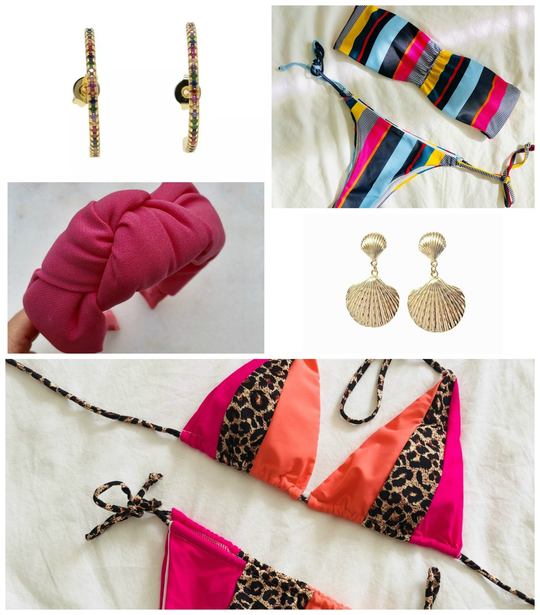 shop zomer trends 2019 musthaves sieraden bikinis accessoires