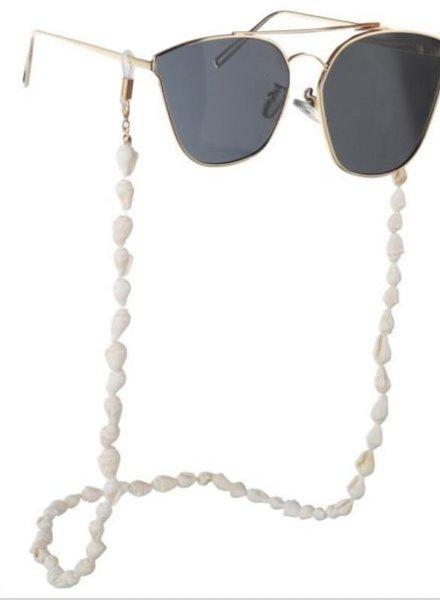 Fashion-Click Zonnebril Koord All Shells