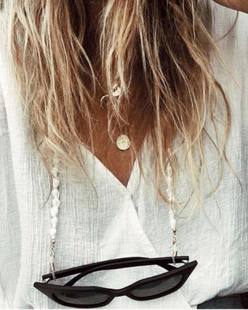 Fashion-Click Zonnebrilkoord All Shells