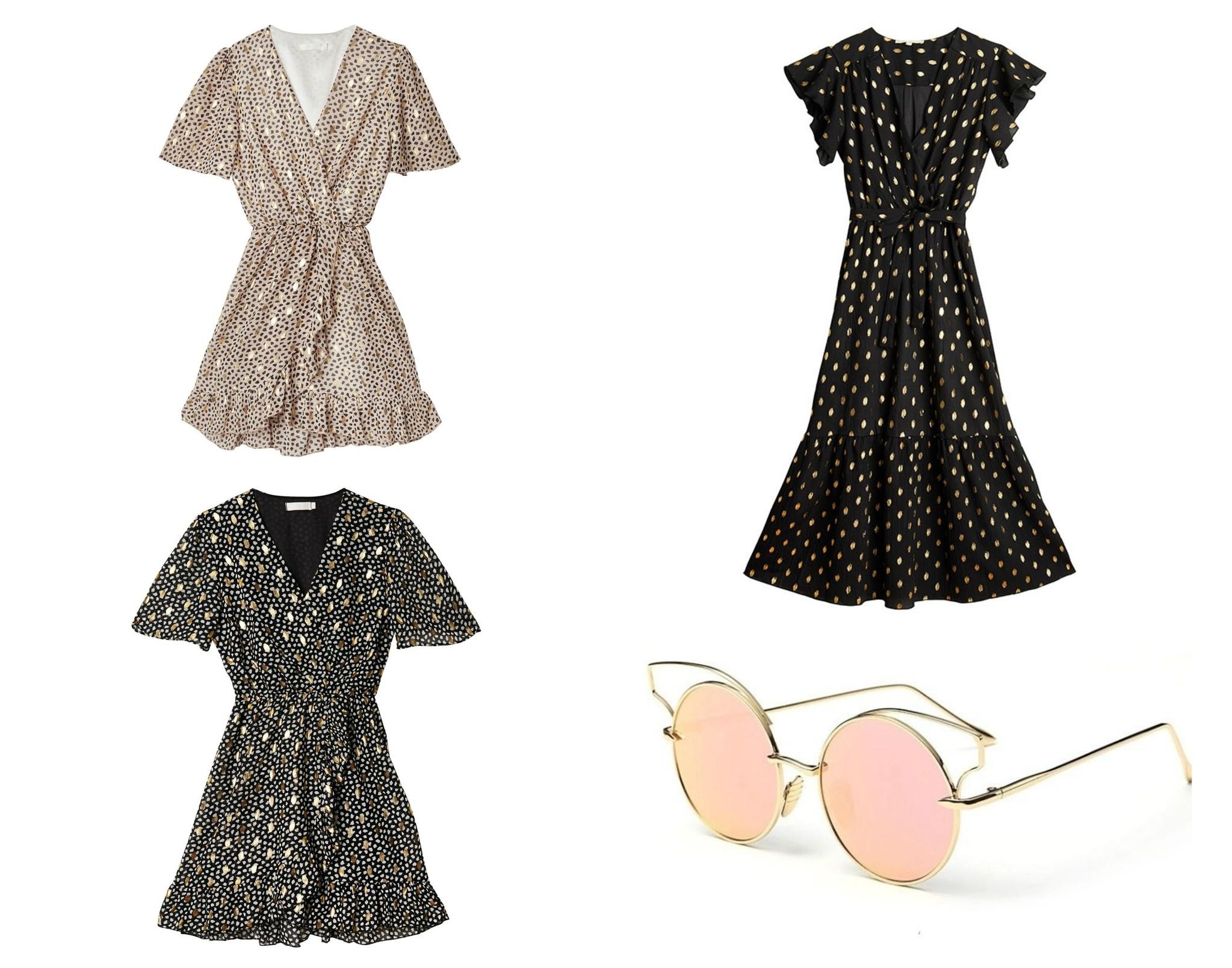 Shop zomerjurkjes bij fashion click omslagjurk tuniek maxijurk