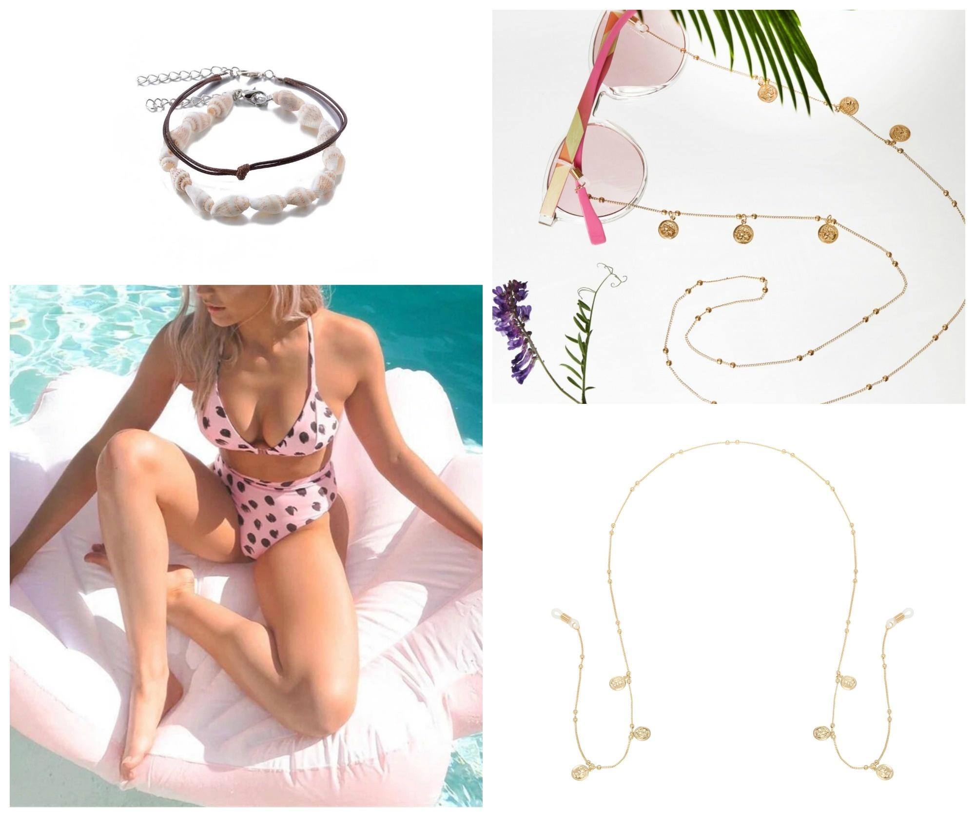 zomervakantie checklist 2019 sieraden accessoires inpaklijst reis
