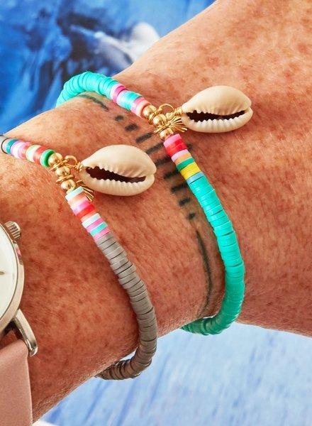 Fashion-Click Armband Surf Mermaid