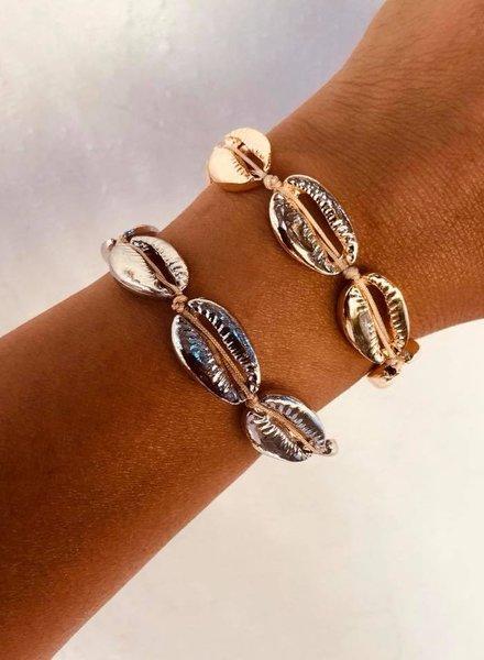 Fashion-Click Armband Fashionable Shells
