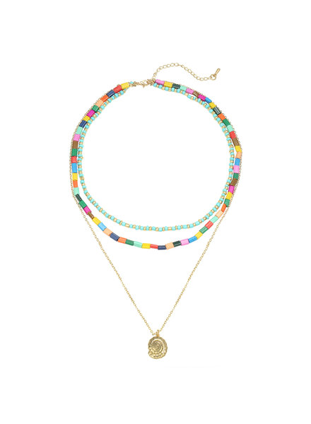 Fashion-Click Ketting The Perfect Beads