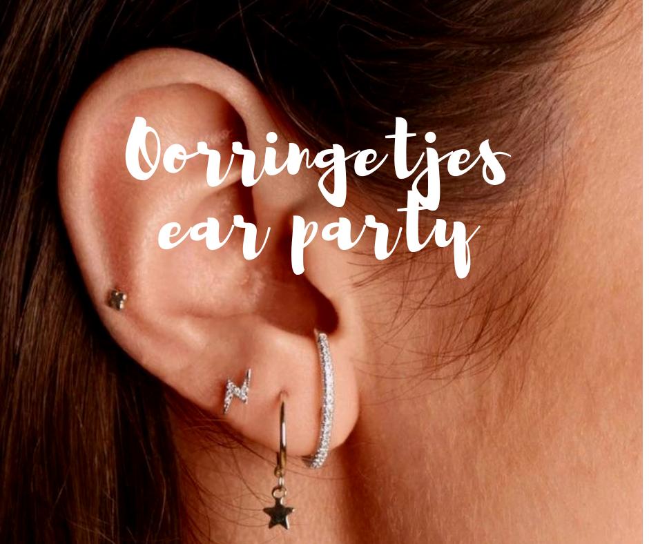Met deze oorringetjes maak jij iedere look af