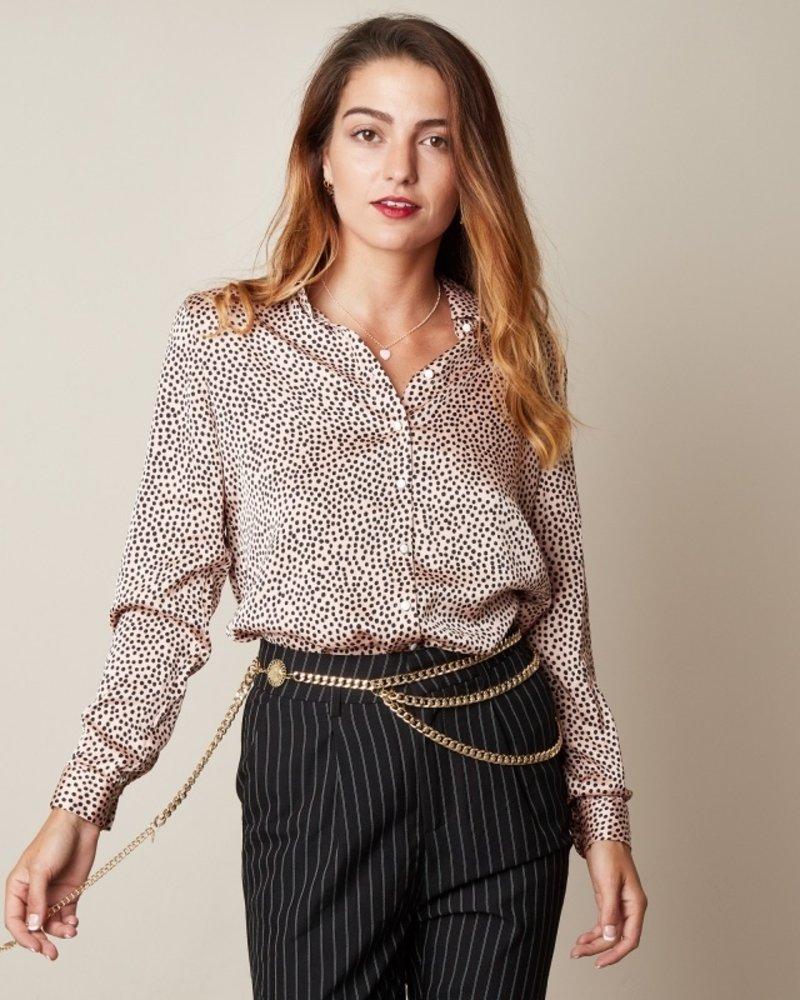 Fashion-Click Broek Casual Stripes