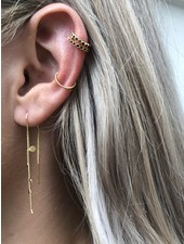 Fashion-Click Earcuff Twisted Design