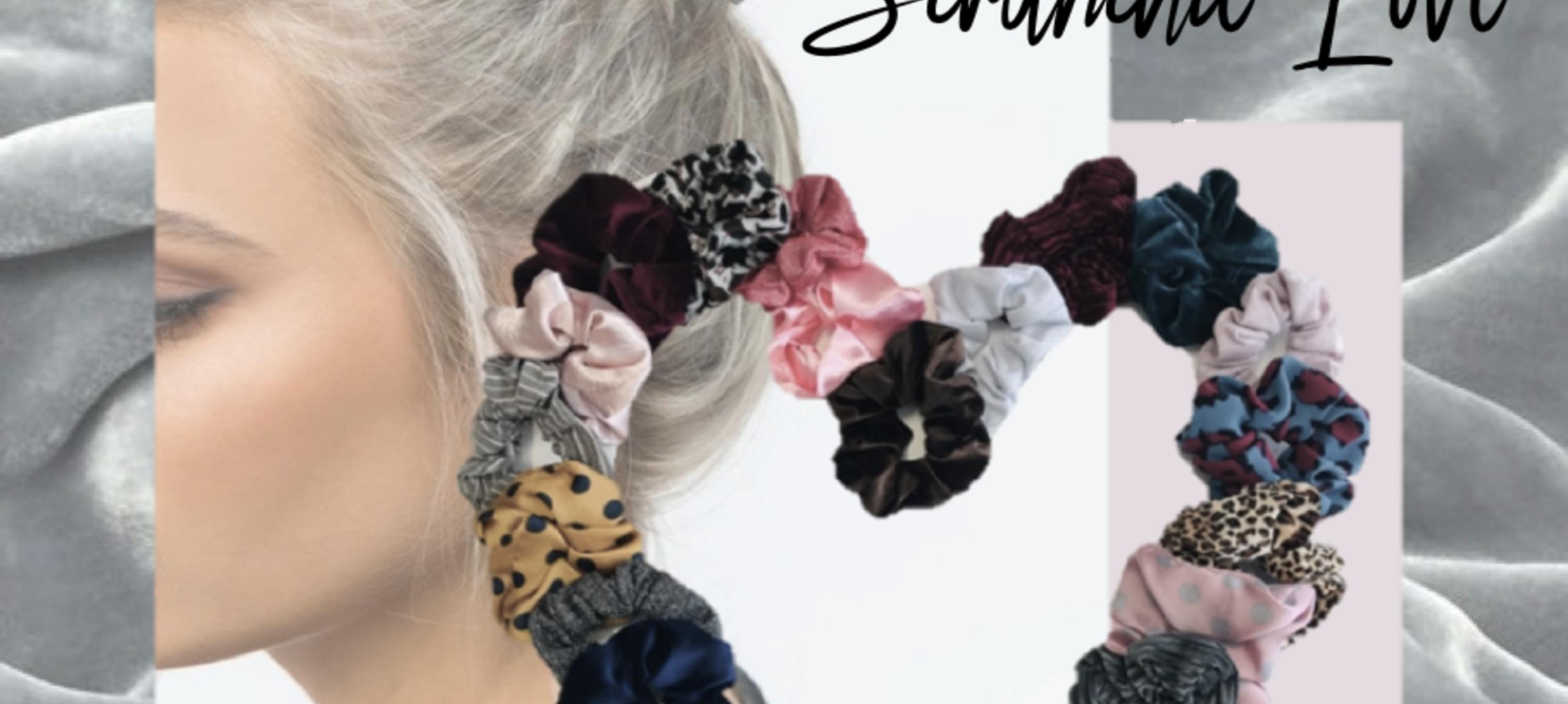 5x Waarom scrunchies zo populair zijn + styling tips